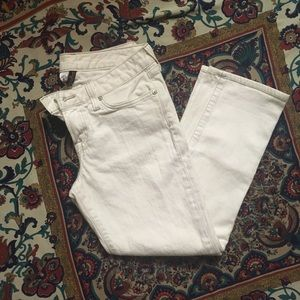 Lucky brand cropped dungarees